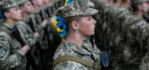 Проводиться набір на військову службу за контрактом