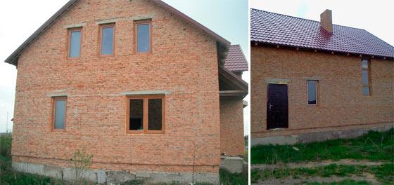 Продається незавершений будинок