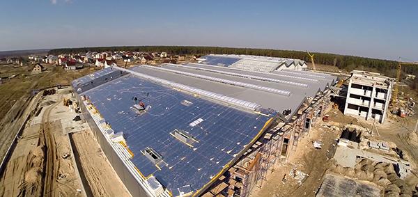 У Бродах повним ходом триває будівництво нового заводу ТзОВ «Електроконтакт Україна». Запрошують на роботу.