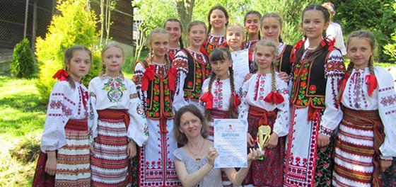 Ансамбль «Древо» став лауреатом І премії на Всеукраїнському фестивалі української пісні «Трускавецька фієста – 2017»