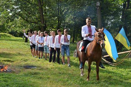 День Незалежності України у с. Шпиколоси