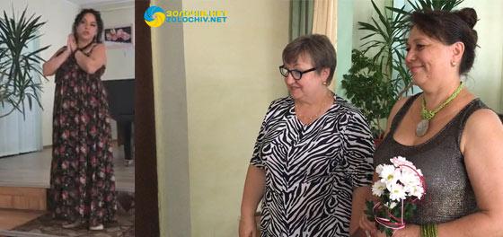 Майстер клас по вокалу з Ларисою Дедюх та Лілією Кострубою