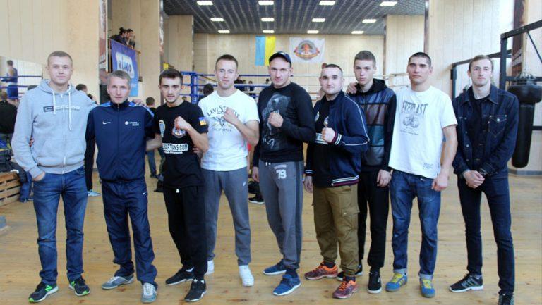 Золочівські боксери привезли срібло із Чемпіонату області