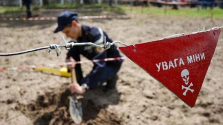 Рятувальники знешкодили застарілий боєприпас знайдений у с. Єлиховичі