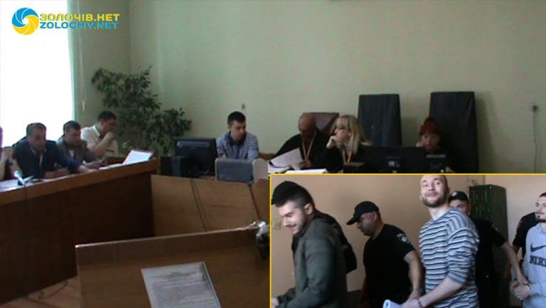 Вільний мікрофон: судять добровольця, що родом із Золочівщини