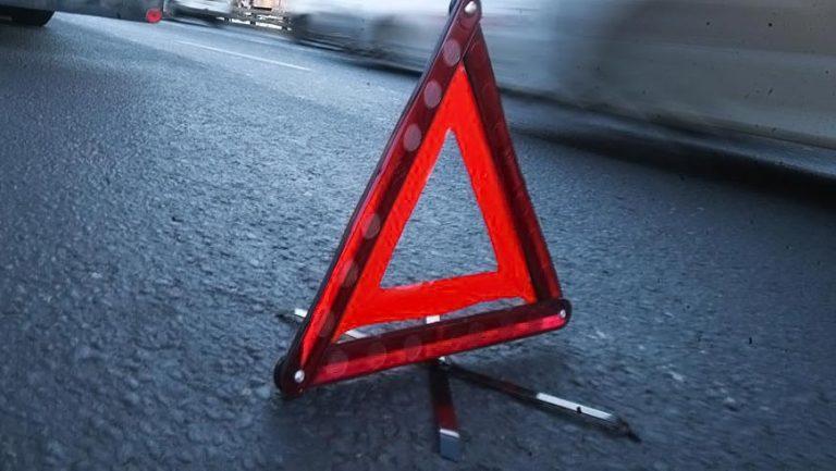 Розшукують водія, який у Золочівському районі скоїв наїзд на пішохода та втік (відео)