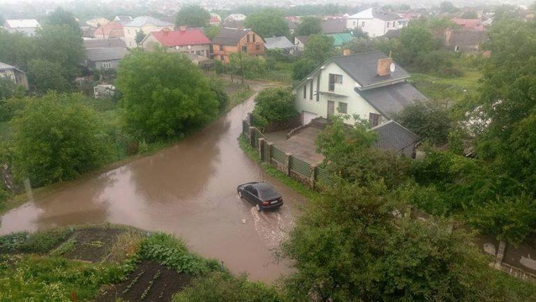 Потопи по-золочівськи