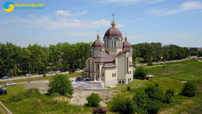 Розклад Богослужінь у церкві «Всіх Святих в землі українській прославлених»