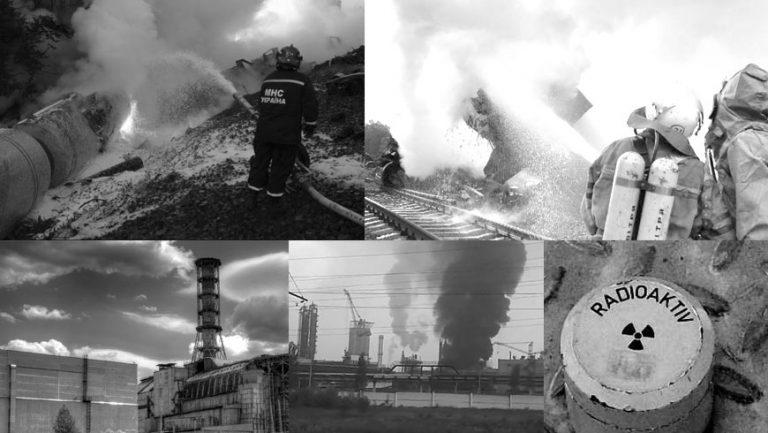 Найбільші екологічні катастрофи, які були в Україні | Їдло для мізків