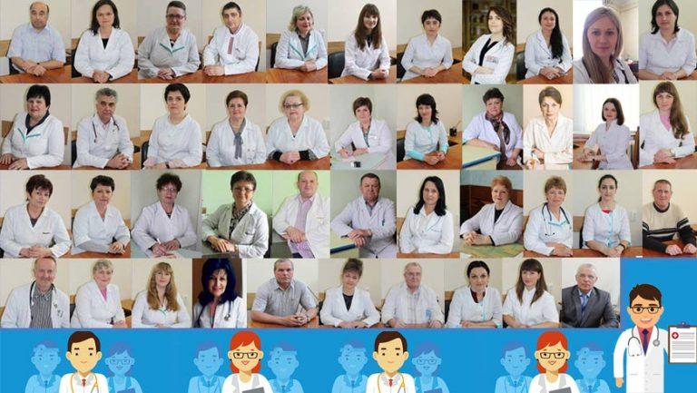 Лікарі Золочівського району, що проводять підписання декларацій з пацієнтами