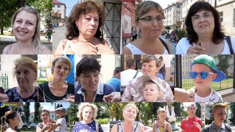 Золочів'яни вітають із Днем незалежності України