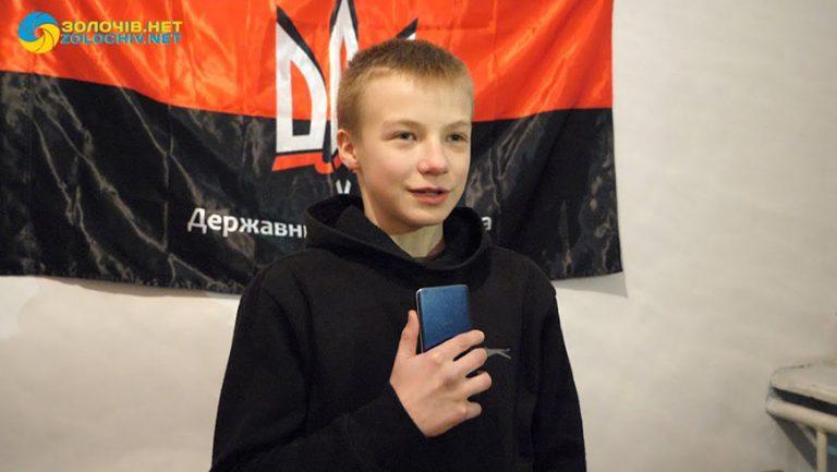 Золочів'янин здобув I місце на обласних змаганнях з боксу