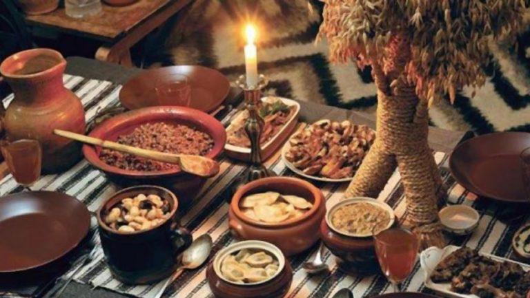 На Святий вечір готують 12 страв