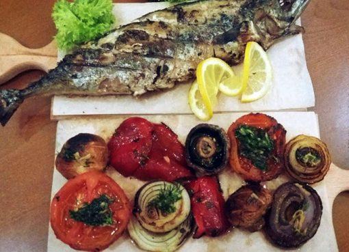 смачні та корисні страви приготовані на мангалі