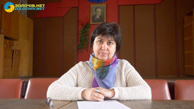 Депутатка облради Мирослава Бабінська зробила заяву про тиск