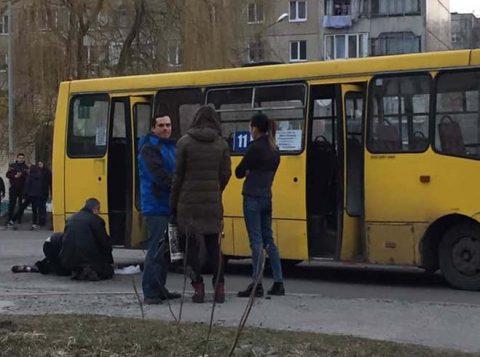 У Львові внаслідок наїзду маршрутки загинула 10-річна школярка