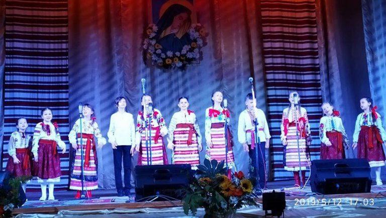Відбувся концерт до дня Матері «Мамина весна»