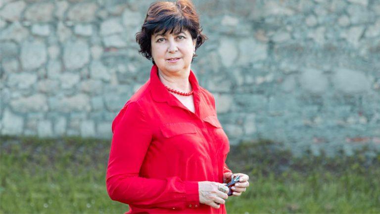 Мирослава Бабінська йде у Верховну Раду від Націоналістів