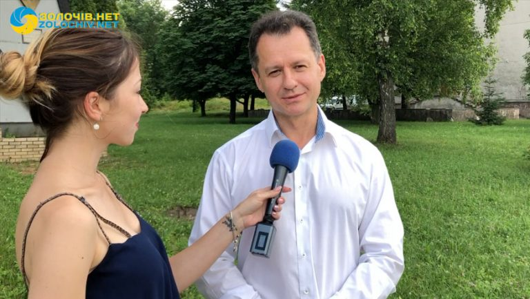 Тарас Батенко про роботу в окрузі, виборче законодавство та про сім'ю (відео)