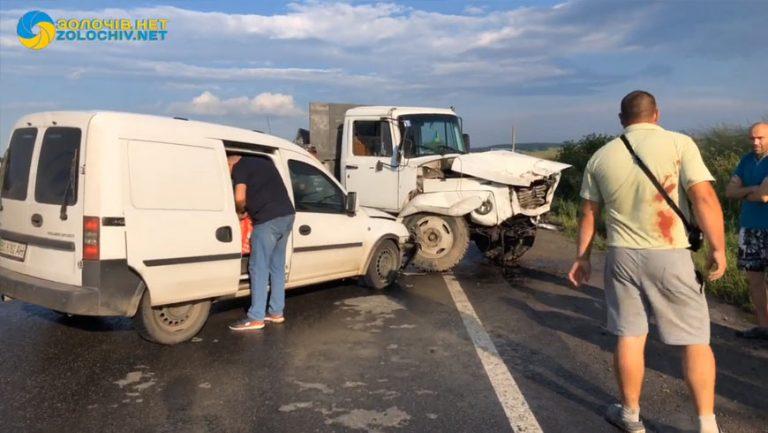 Кількість постраждалих в ДТП у Золочеві зросла до 16 осіб (відео)