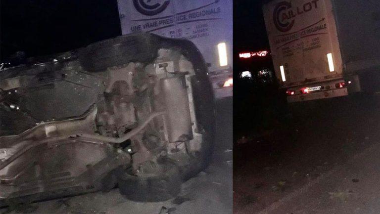 Смертельна ДТП у Бродах: автівка протаранила вантажівку