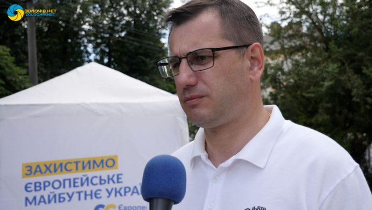 Інтерв'ю із кандидатом у Народні депутати Олегом Дудою (відео)