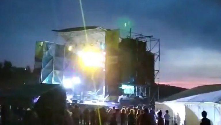 Стихія: на фестивалі Kozak Fest одна людина загинула, двоє – травмовані