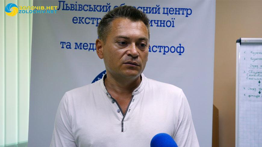 Завідувач станції екстреної медичної допомоги м. Львів Ярема Качмар