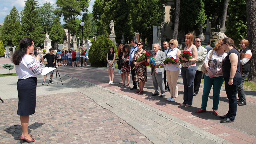 Вшанували пам'ять отця Маркіяна Шашкевича