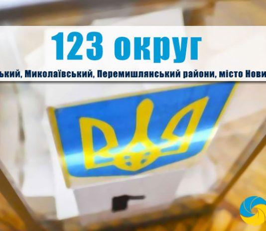 123 округ