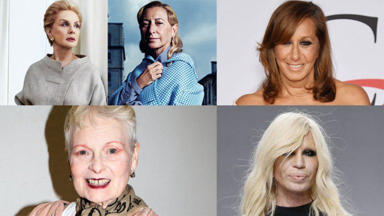 Всесвітньо відомі модні бренди, якими правлять жінки