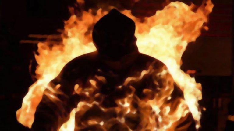 У Золочівському районі на пожежі загинув чоловік