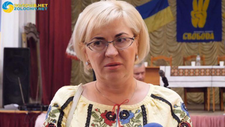 """Інтерв'ю: Ірина Сех про громадську діяльність та """"злі язики""""… (відео)"""
