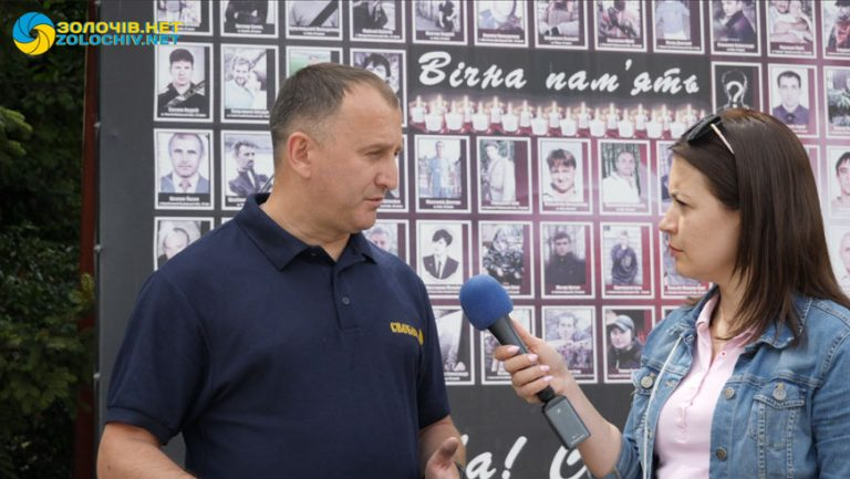 """Юрій Сиротюк про """"наступ на мізки"""", гібридну війну і не лише (відео)"""