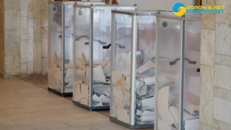 Результати виборів:  Підкамінська селищна рада, Золочівського району