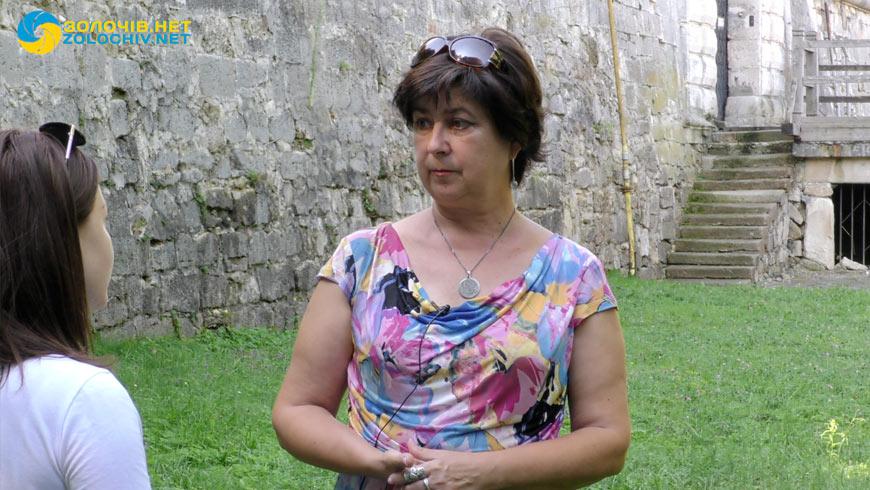Мирослава Бабінська