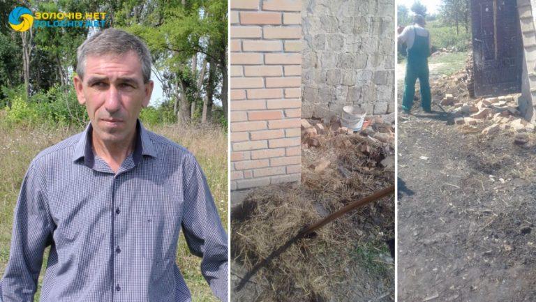 Вільний мікрофон: голова сільської ради розповів про пожежі у Куровичах (відео)