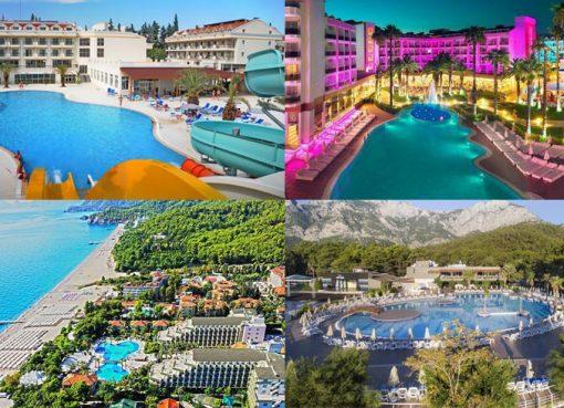 Кращі готелі Туреччини з власним аквапарком