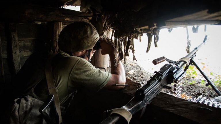 Від кулі ворожого снайпера загинув боєць ЗСУ