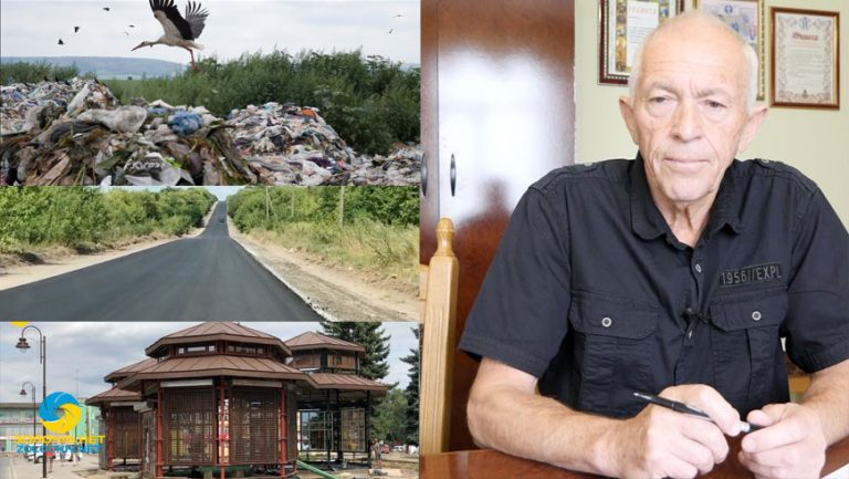 Зеновій Шептицький про дороги, сміття, споруди на площі Вічевій та дерева (відео)