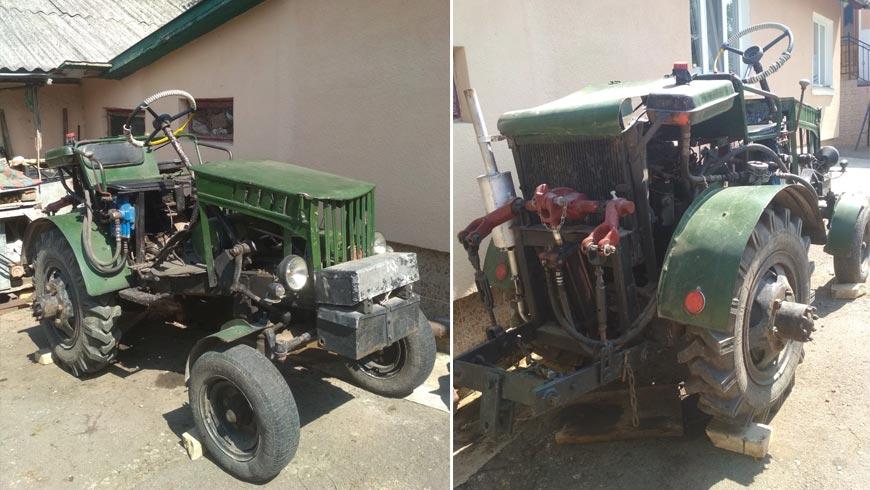 Продається трактор