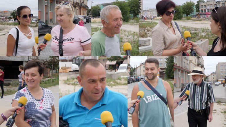 Ми запитали: де відпочивають мешканці та гості міста Золочева? (відео)