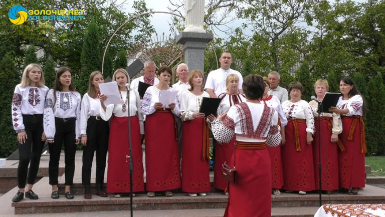 У Золочеві вшанували 75-річчя депортації українців з етнічних територій