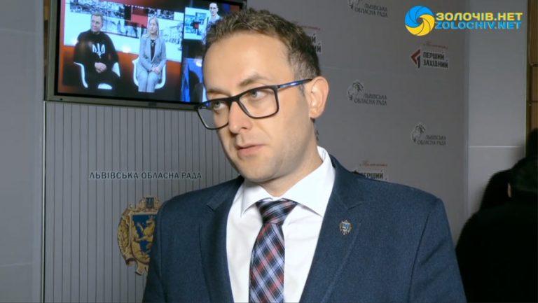 Маркіян Мальський про голів РДА, кадрові зміни, сміття і не лише (відео)