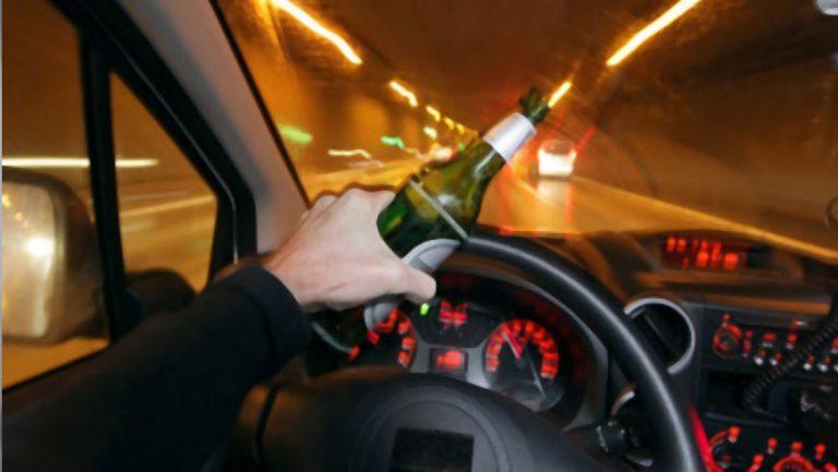 32 факти керування автомобілем в стані сп'яніння зафіксували патрульні на Львівщині за вихідні