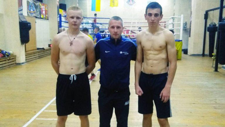Золочівські боксери готуються до Чемпіонату України