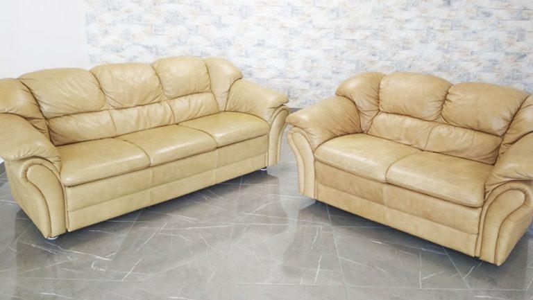 Продаються шкіряні дивани