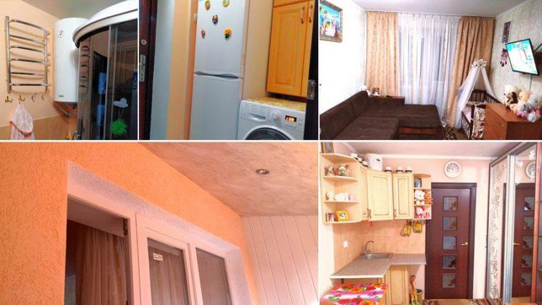 Продається однокімнатна квартира у Золочеві