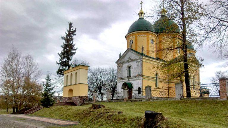 У селі Княже відбудеться Літургія за участю Владики