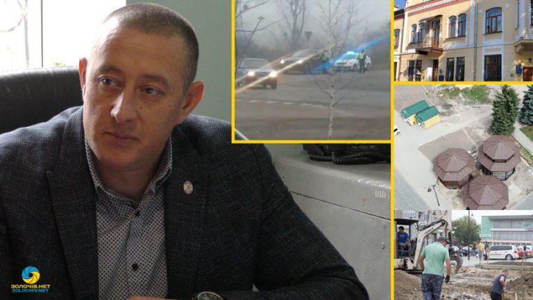 Інтерв'ю із керівником поліції Львівщини (відео)